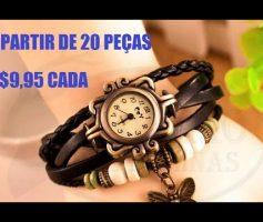 R$2.000,00 DE LUCRO COM RELÓGIOS NO MERCADO LIVRE | FORNECEDORES NO BRASIL SEM TAXAS!