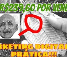 👴R$239,60 por CANELA DE VELHO | Use o Marketing Digital para vender QUALQUER produto SEM SE EXPOR